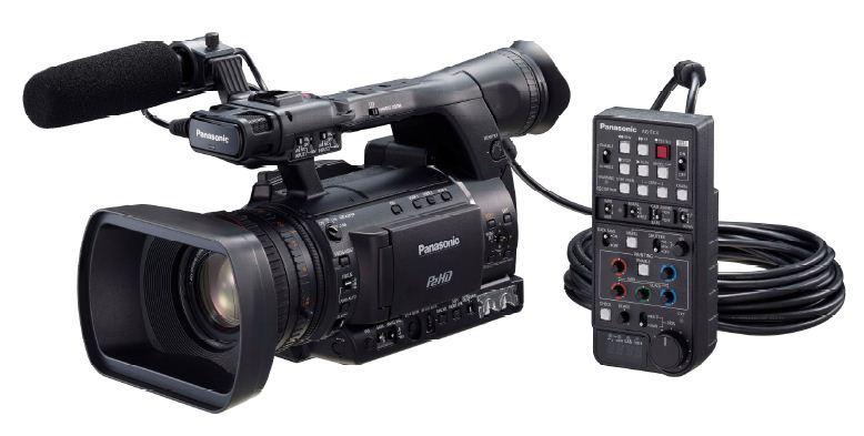 Nuevo firmware para la AG-HPX250 y nueva AG-HPX255