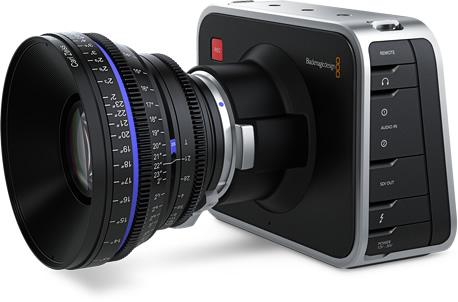 La nueva cámara de… ¿Blackmagic?