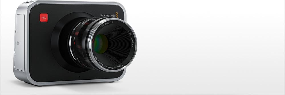 Blackmagic Cinema Camera 2,5k baja de precio