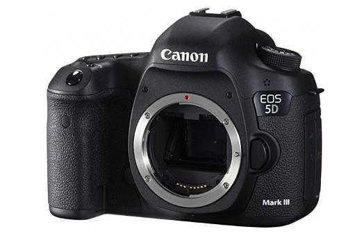 Ya disponible para descarga el nuevo firmware 1.2.1 para Canon Eos 5D Mark III