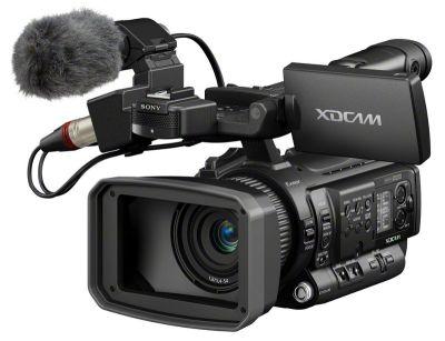 Sony presenta nueva cámara XDCAM, PMW-100
