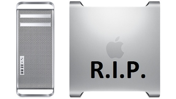 Fallo en Mac Pro Early 2008