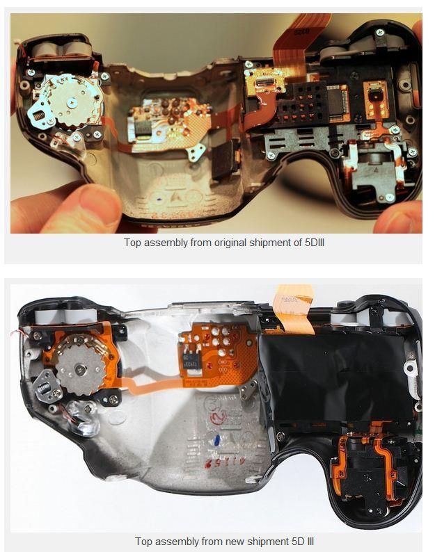 Canon ya tiene ¿la solución? al problema de la Eos 5D Mark III