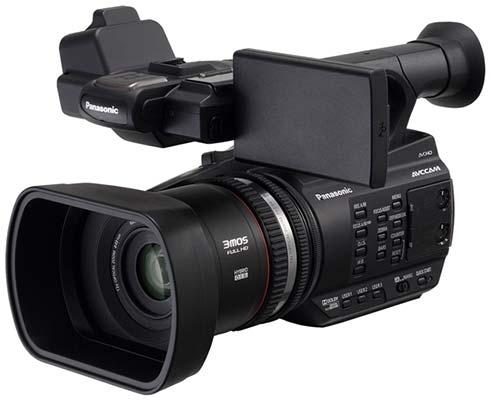 Panasonic AG-AC90 nueva cámara AVCHD