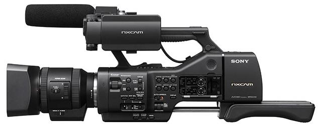 Más detalles sobre la Sony NEX-EA50