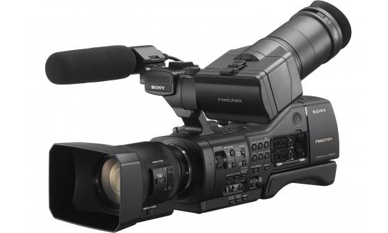 Sony NEX-EA50EH con sensor APS y lentes intercambiables