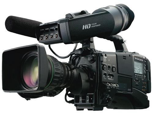 Con un iPad y la AG-HPX600 se podrá editar en la propia cámara