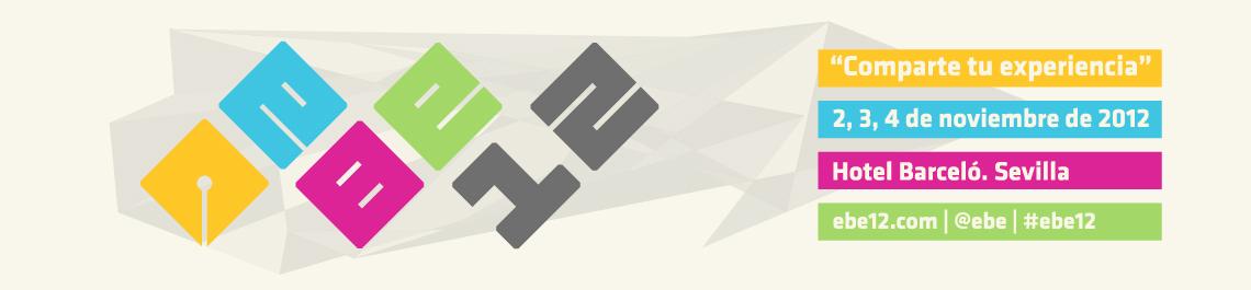 EBE 2012 tendrá un espacio dedicado al audiovisual andaluz