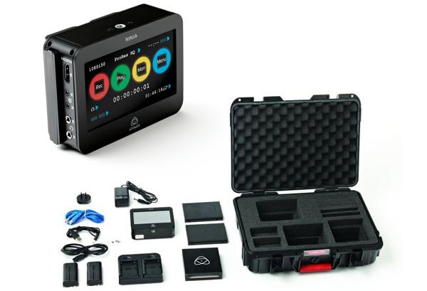 Beneficios de los grabadores Atomos (I): Actualiza tu cámara HDV gracias al Atomos Ninja 2