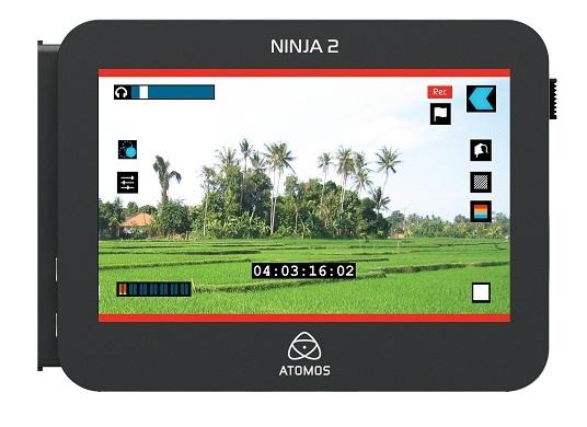 Beneficios de los grabadores Atomos (III): El Ninja y tu DSLR con salida limpia, la combinación ideal