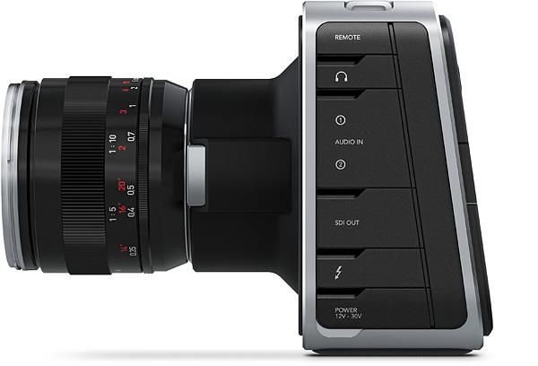 Consumo de memoria y batería en las cámaras Blackmagic Cinema Camera y Pocket
