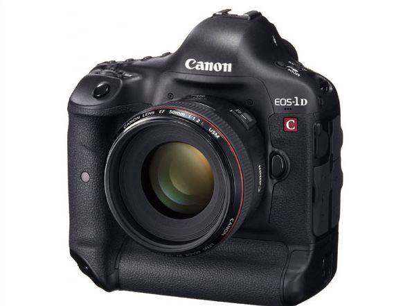 Vídeo comparativa entre la Blackmagic 4K y la Canon 1DC