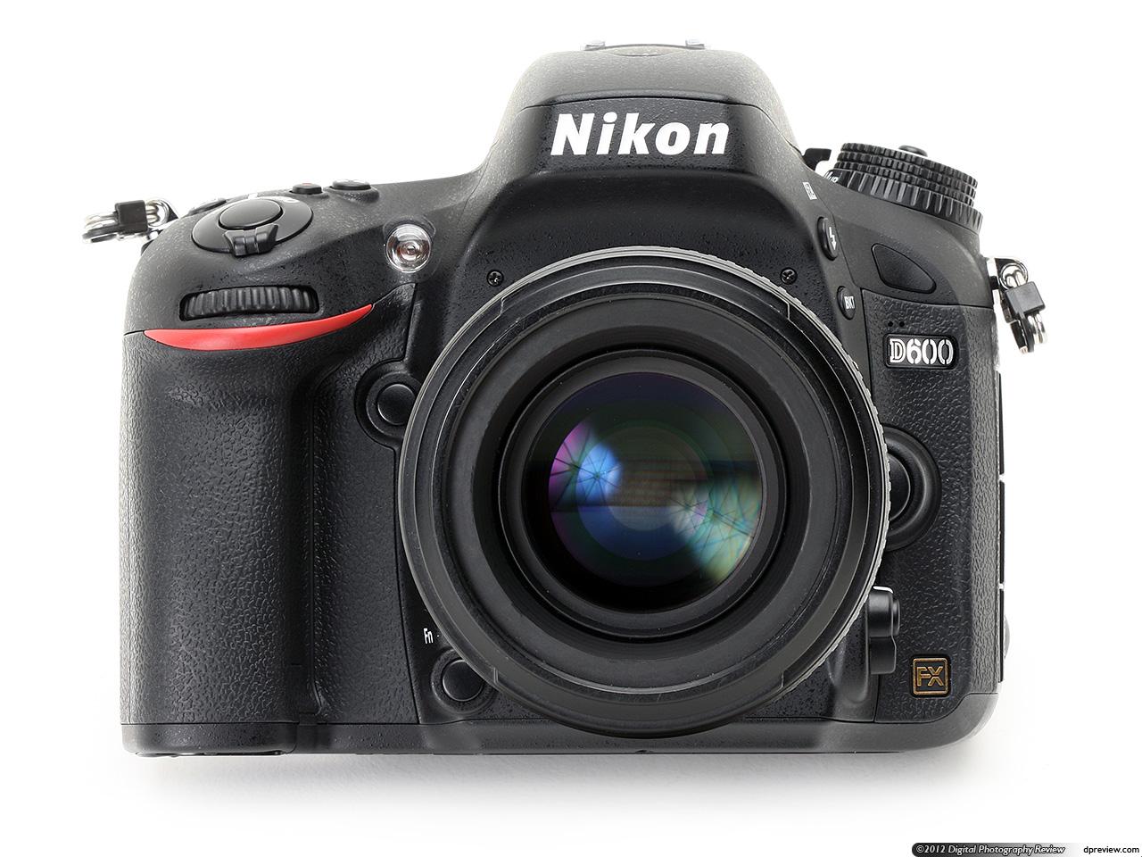 Nikon actualiza la D600 y le permite tener salida limpia por HDMI