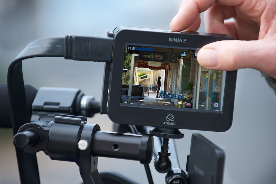 Comparativa entre archivos nativos de Canon Eos 5D Mark III y ProRes HQ 4:2:2 grabado con un Atomos Ninja 2