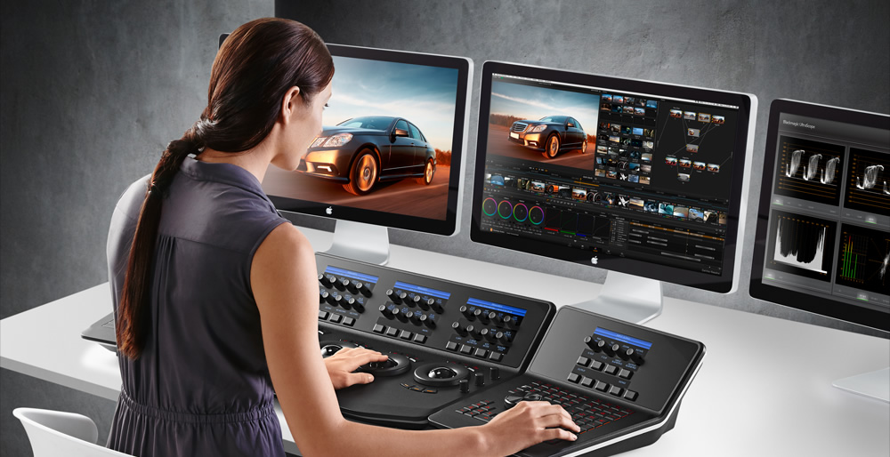 Actualización de Blackmagic DaVinci Resolve 9.1.4