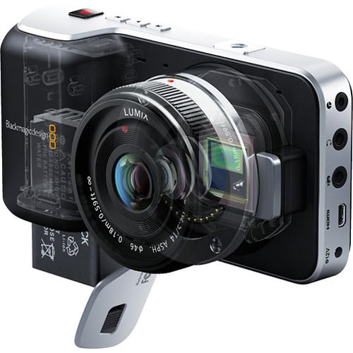 Actualización de firmare 1.5.1 para la Blackmagic Pocket Cinema Camera
