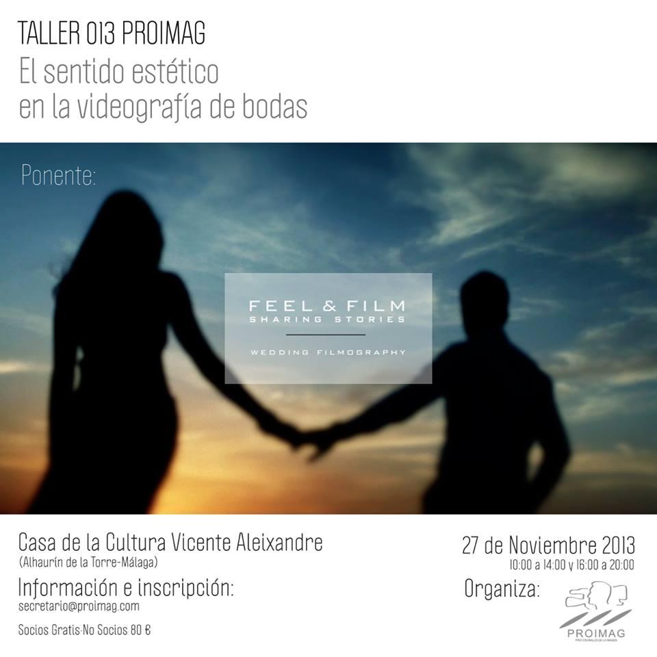 Nuevo taller de Proimag en Málaga