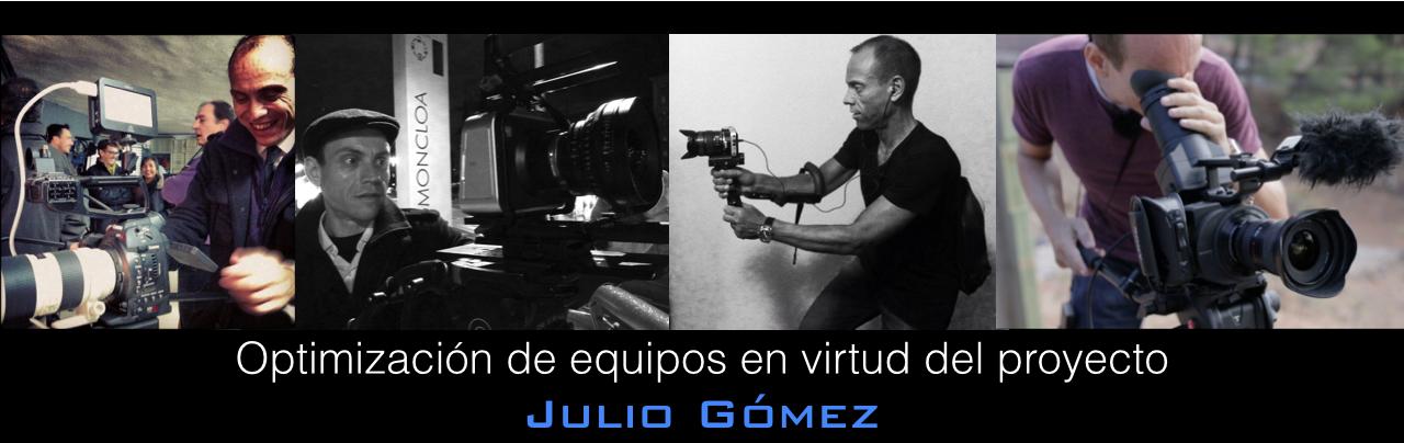 Taller de Julio Gómez en Camaralia el 14 de Diciembre (Aplazado hasta Enero)
