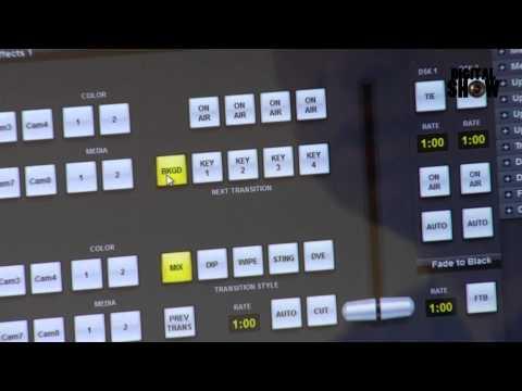 Un vistazo rápido al mezclador ATEM 1 de Blackmagic