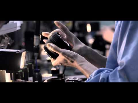 Así fabrica Nikon sus lentes
