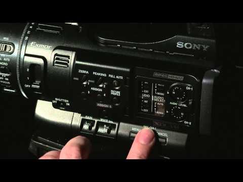 Review en vídeo de la nueva Sony PMW-200