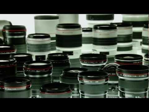 Así fabrica Canon las lentes y cámaras