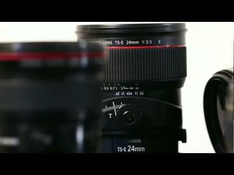 Tutorial básico sobre objetivos EF de Canon