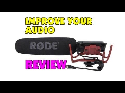Completa Review del micrófono para DSLR Rode Videomic Rycote