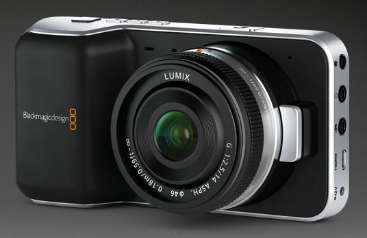 Disponible el manual de las Blackmagic Pocket Cinema Camera y Production Cinema 4K