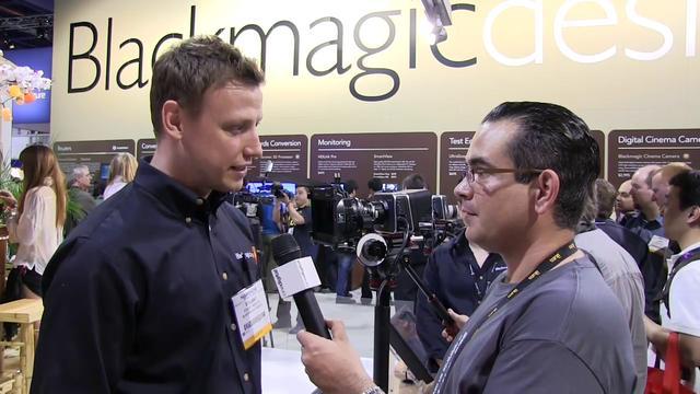 Toda la información sobre la nueva cámara Blackmagic [Vídeo]