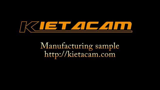 Así fabrican en Kietecam – Vídeo Timelapse