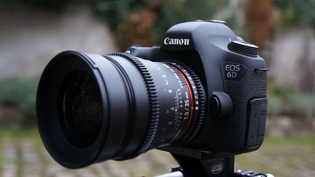 Primeros test con la nueva Full Frame Canon Eos 6D