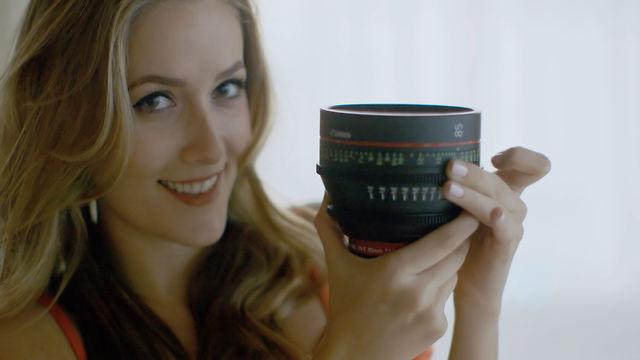 Test de la cámara Sony PXW-FS7 con 15 diferentes lentes