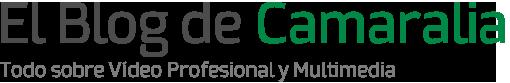 El Blog de Camaralia – Vídeo Profesional y Multimedia logo