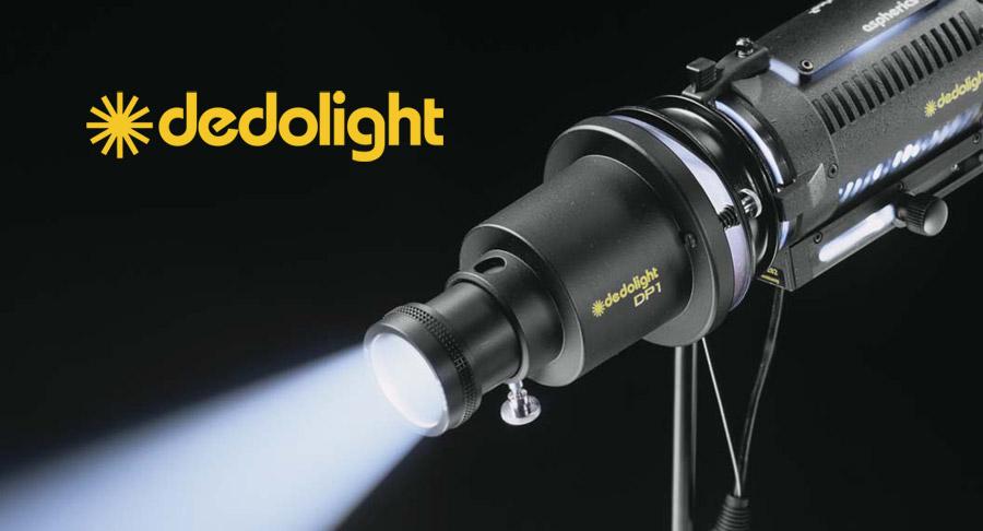 Workshops de Grau Luminotecnia con Dedolight en Barcelona y Madrid