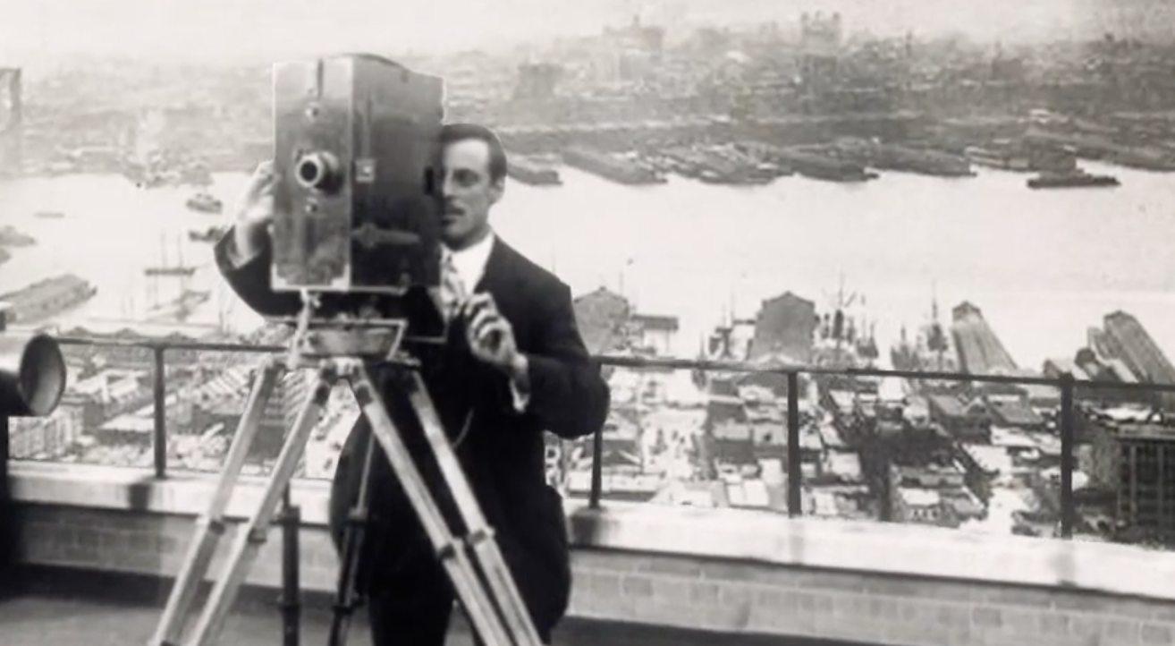 Pasado, presente y futuro de las cámaras de cine