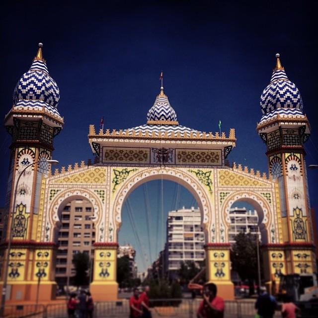 Horario de Camaralia durante la Feria de Sevilla