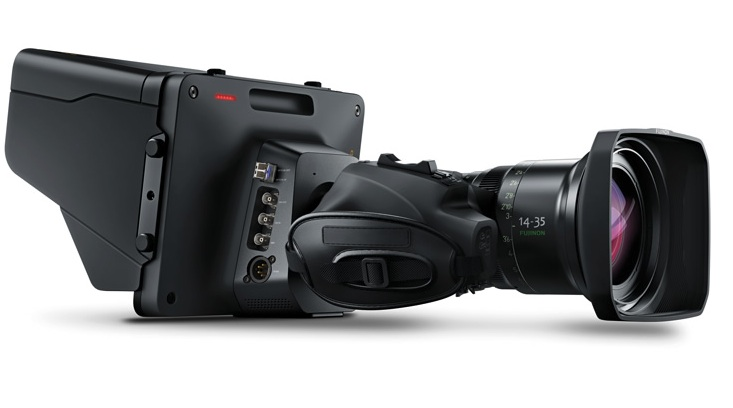 Actualización Blackmagic Studio Camera 1.8.1