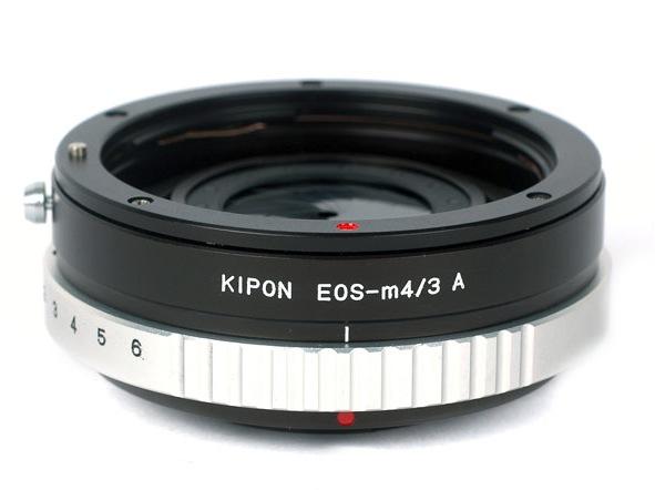 Los adaptadores de lente y su funcionamiento