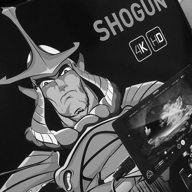 Actualización de firmware del Atomos Shogun en pocas semanas