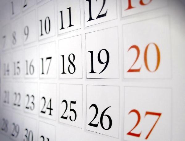 Horario y días de apertura durante la Semana Santa
