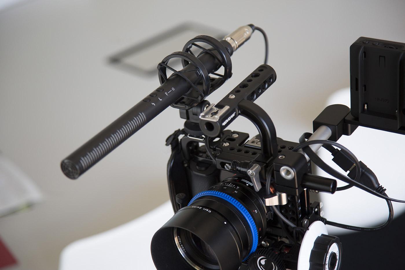 Nuevos micrófonos de cañón para cine y TV Rode NTG-4 NTG-4+