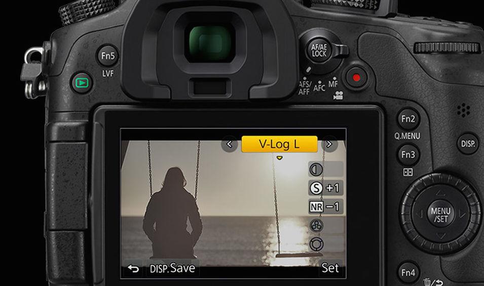 Actualización de firmware para V-Log en Panasonic DMC-GH4 disponible en breve