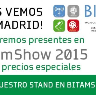 Camaralia estará presente en el BitamShow 2015