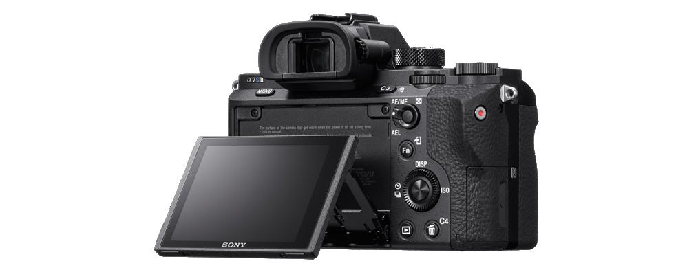 Actualización de firmware para las Sony A7S II