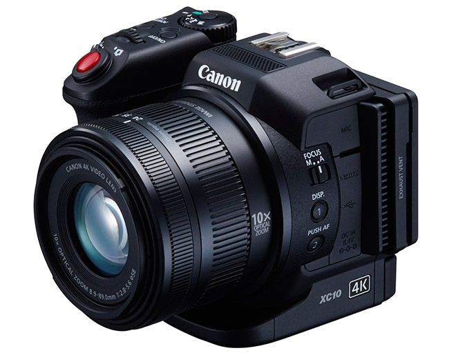 ¿Conoces la Canon XC10?
