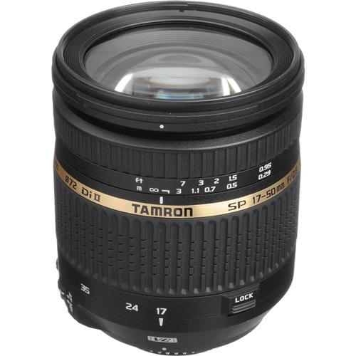 Tamron 17-50mm DI-II VC Óptica digital para sensores APS-C o similar