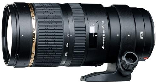 Tamron 70-200mm DI VC USD Óptica digital para sensores Full Frame