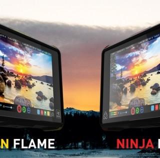 Actualización de nuevo firmware para la serie Flame de Atomos