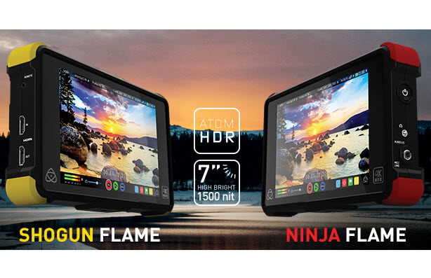 Atomos-Shogun-Flame-Series